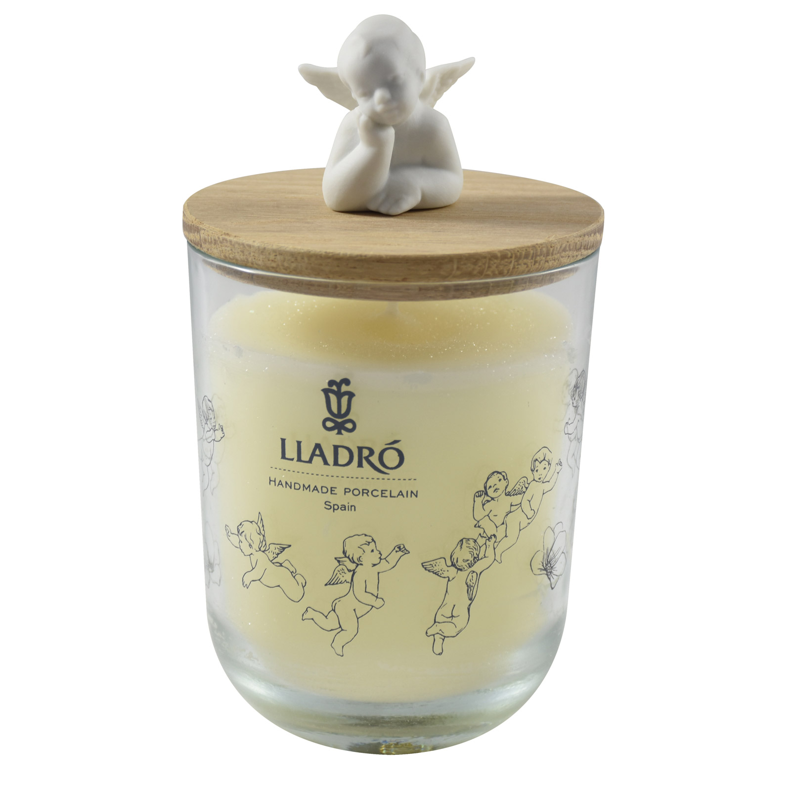 Lladro Candle Dreaming of You