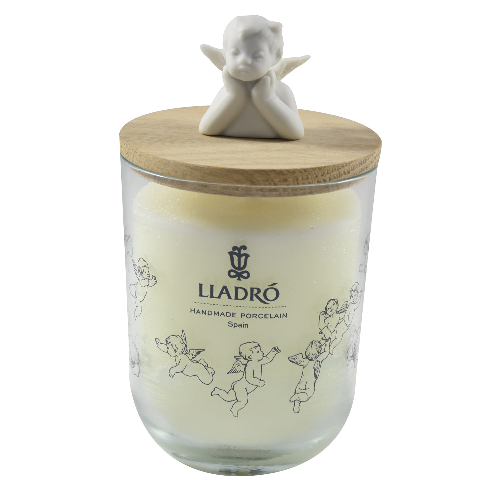 Lladro candle Missing You
