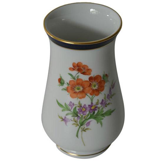 Meissen Orange Flower Vase Vases House Of Art
