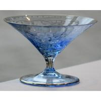 Iittala chandeliers nappula aqua-Bleu petit